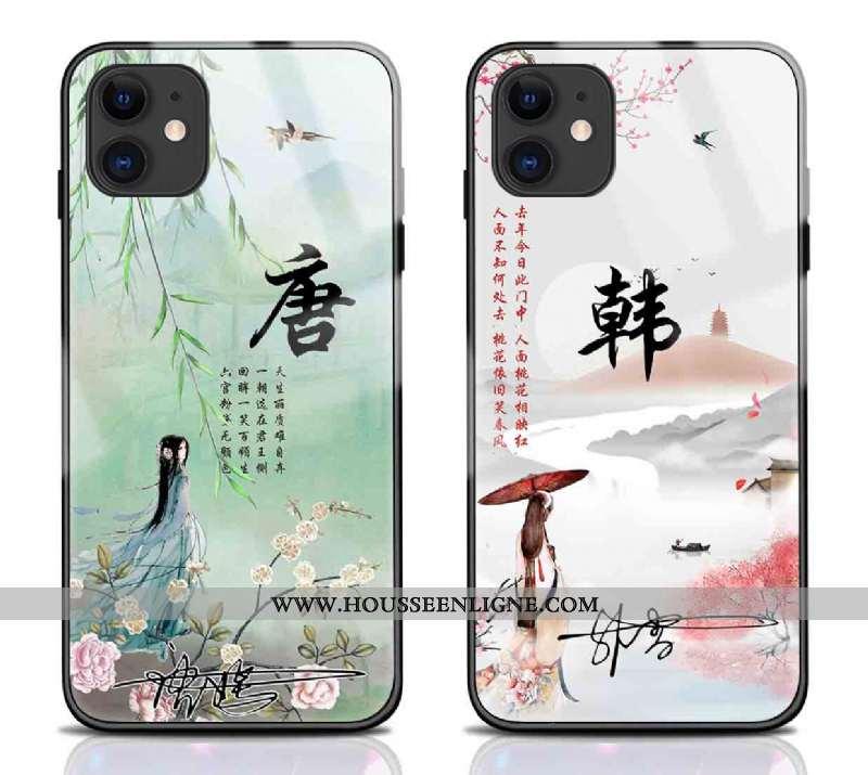 Housse iPhone 12 Mini Protection Personnalité Coque Tendance Tout Compris Téléphone Portable Légères